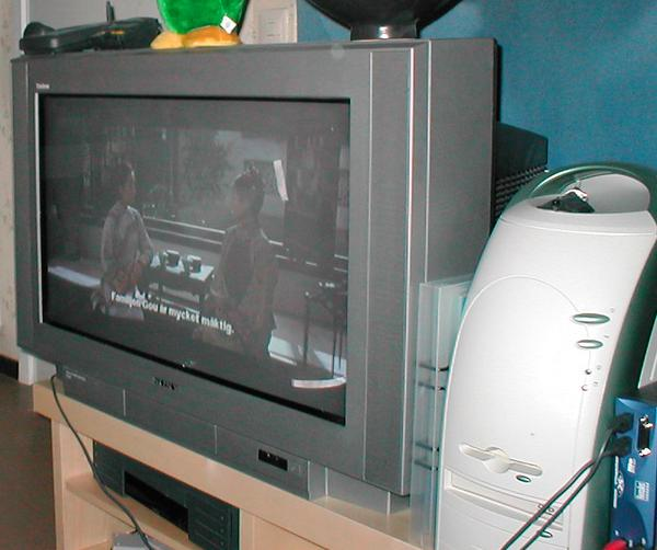 HTPC in the year 2000